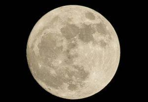 Study of Moon