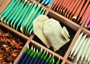 benefits of used tea bags