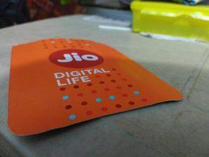 Jio smartphone