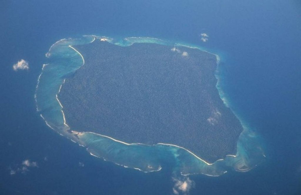 North Sentinel Island _ wikimedia