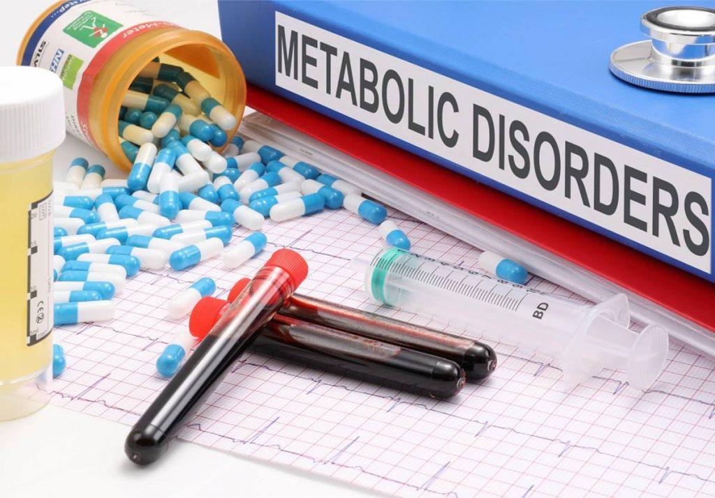 metabolic disorders in women